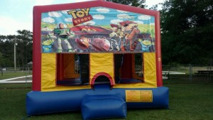 15ft Toy Story Bounce