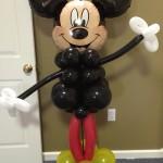 Mickey Balloon Column $45