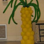 Palm Tree Balloon Column $40