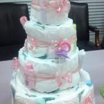 Diaper Cakes $35 & up