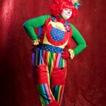Sunshine The Clown Parties $150