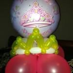 Princess Crown Centerpiece $12