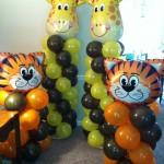 Tiger & Giraffe Columns $50 & up