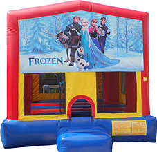 13ft Frozen Bounce