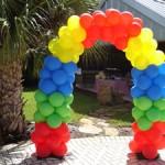 Standard Balloon Arch $99