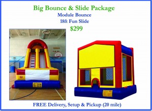 Big Bounce & Slide Special