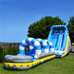 20' Titan with Slip & Slide