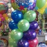 Mini Balloon Columns $20