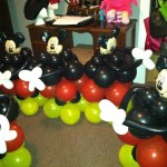 Mickey Mini Column $17