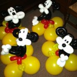 Twisted Mickey Tabletopper $15