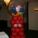 Bubble Gum Machine Column $50