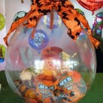 Holiday Stuffed Balloons $25