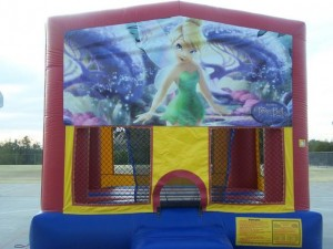 15ft Tinkerbell Bounce