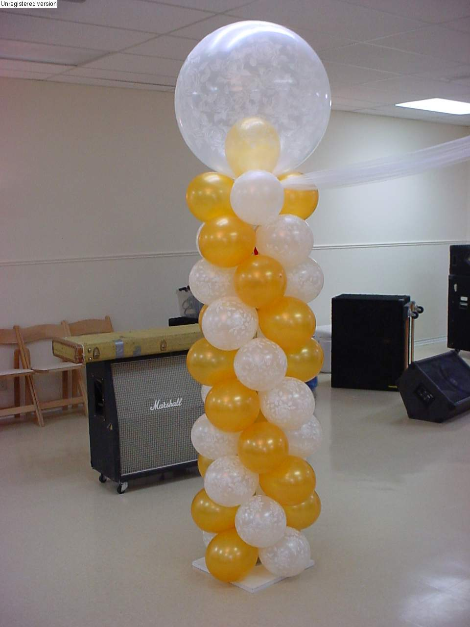 Balloon Column $40