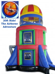 20ft Airborne Adventure Ride