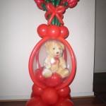 Balloon Globe Bouquet $40