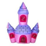 Inflatable Castle Ring Toss Rental $10