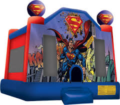 13ft Superman Bounce