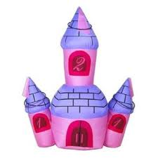 Castle Ring Toss Game