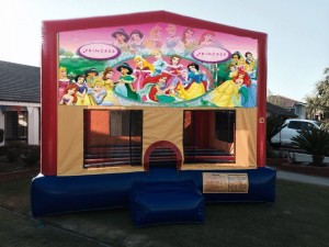 13ft Princess Bounce